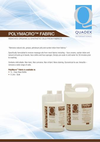 PolyMacro™ Fabric - Quadex Professional