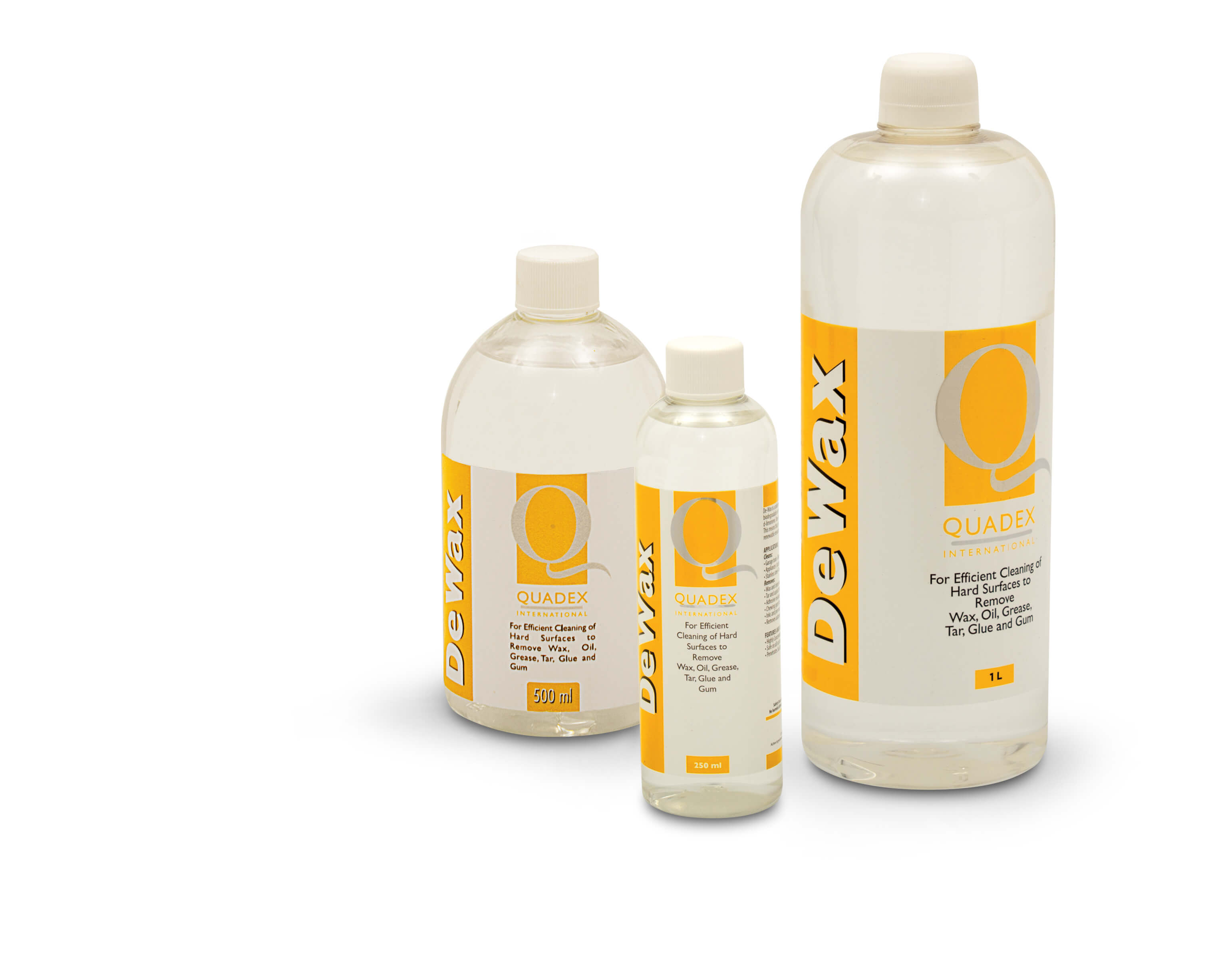 NATURAL READY-TO-USE CITRUS SOLVENT, REMOVES WAX & GLUE